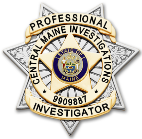 Central Maine Investigations Badge.png