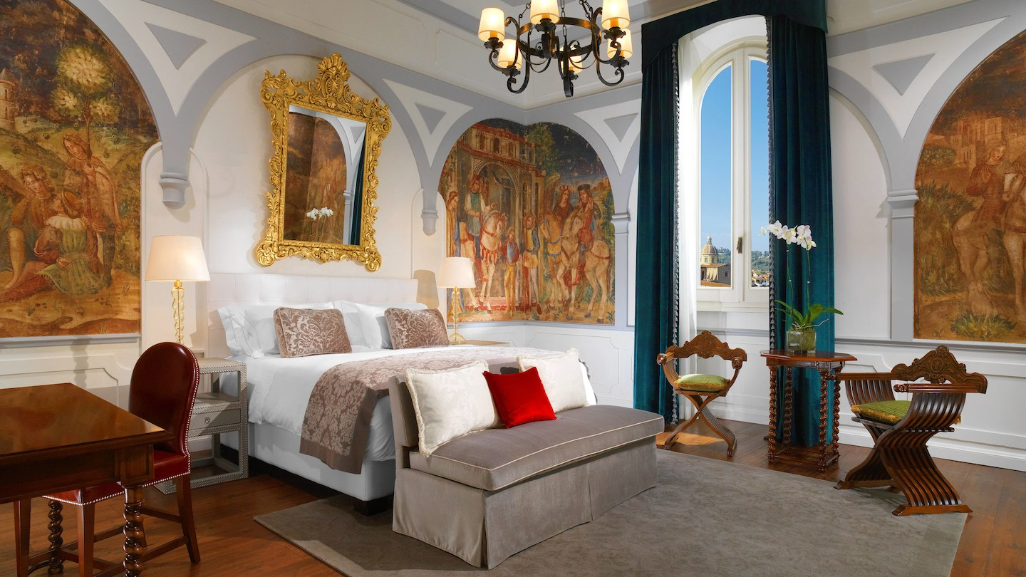 The St. Regis Florence, Premium Deluxe Arno River View