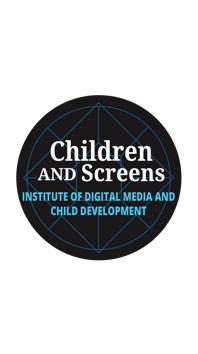 children and screens logo