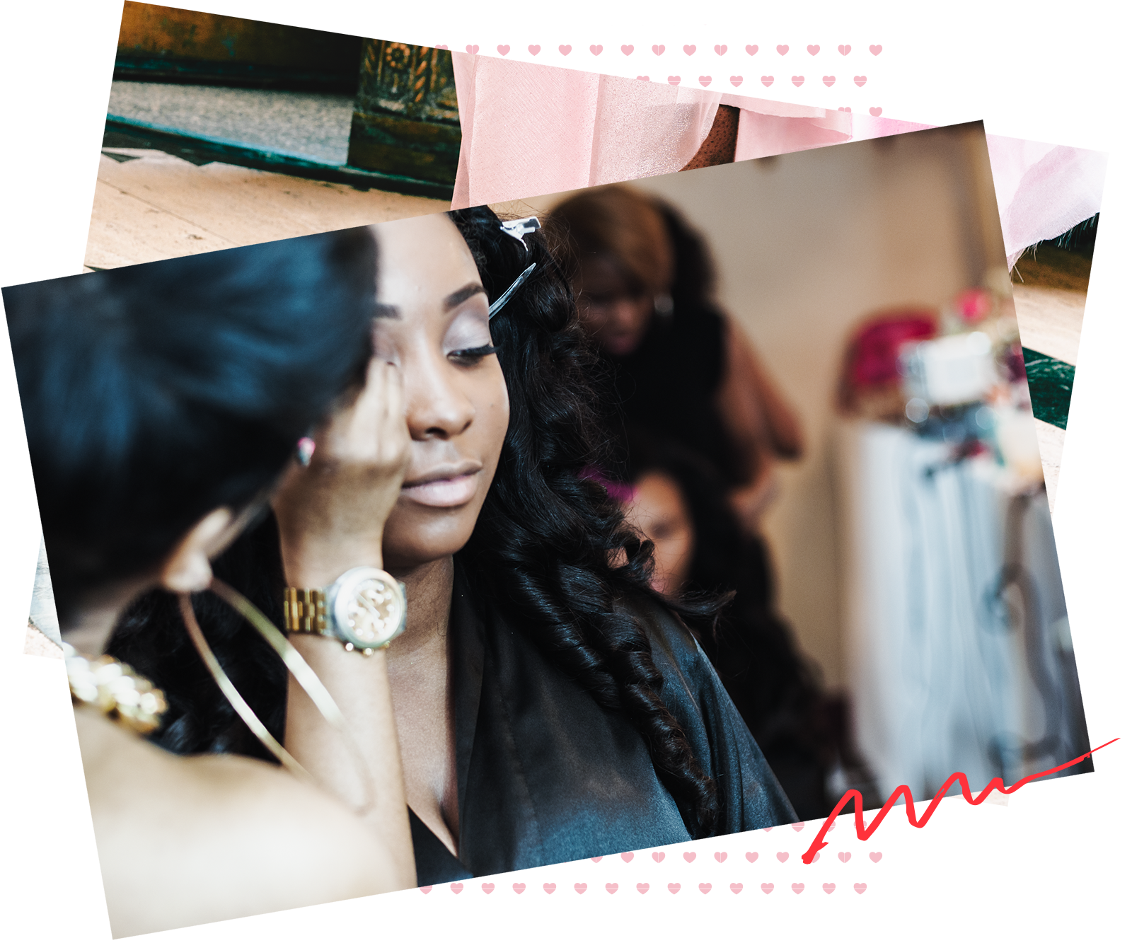 Giving Back Gets Glamorous with Cass Tech Glam Suite - Traditional Pr | Event Management