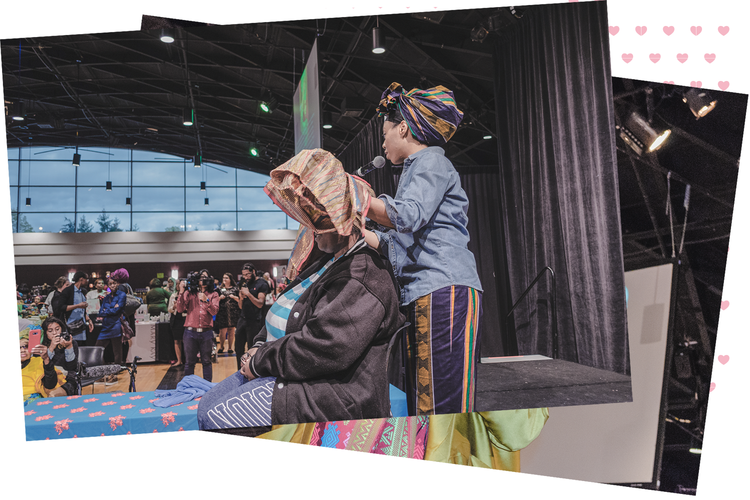 The headwrap expo: a culture-rich Celebration - Content Creation | Media Relations