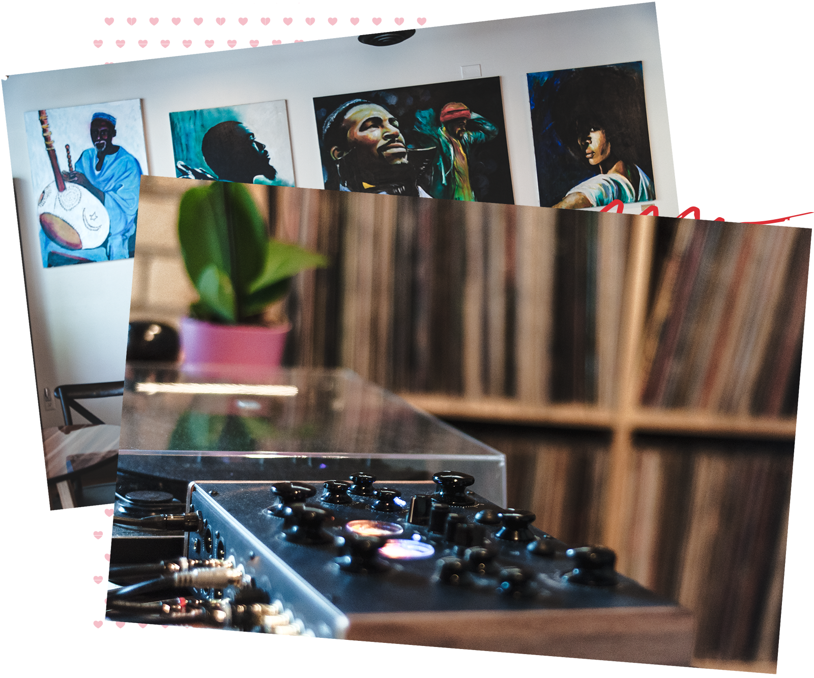 The griot serves up a unique Mix of music + Cocktails in Detroit's midtown - Content Creation | Traditional Pr | Event Management
