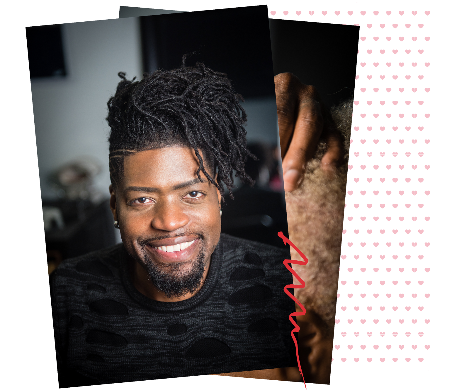 Darrius Peace helps clients embrace their natural hair - Traditional PR | Event Management | Media Relations | Strategic Partnerships