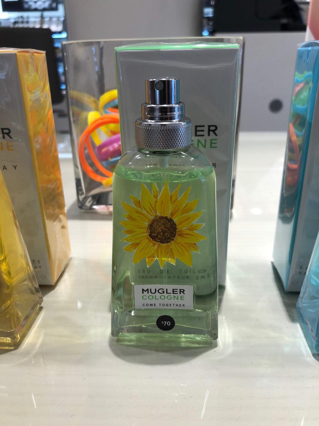 Glass Bottle Fragrance Painting