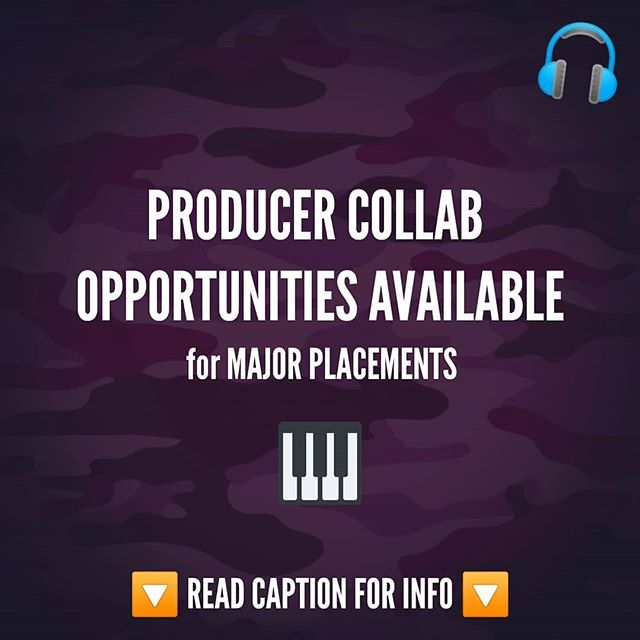 Reposted from @lxxander_thegr8 -  so lately I've started working with a few new execs and managerial types who will be pitching my beats in meetings etc... we're talking MAJOR major stuff, big labels & artists, TVs, movies etc. 🔥 . . therefore, from now on, any BEAT COLLABS I do with producers will be sent for pitching for major opps 💿 . . this is actually great for me because I've felt lately like when a producer collabs with me, although good for the producer's brand, wasn't necessarily able to give them the same results as when I ran a beat store and we could SELL the beat to my clients - now i can offer genuine opportunities for them to get MAJOR placements through a collab with me 💪 . . SO, if you're a producer and wanting to get more into major placements with big artists, TV etc, hit me up and we can talk about doing a collab to be pitched. come with a bag 💰 and make sure you're PRO registered 🙏 . . let's work 💪 . . #sendbeats #ineedbeats #producer #producerplacements #produceropportunity #beatplacements #collaboration #beatcollab - #regrann