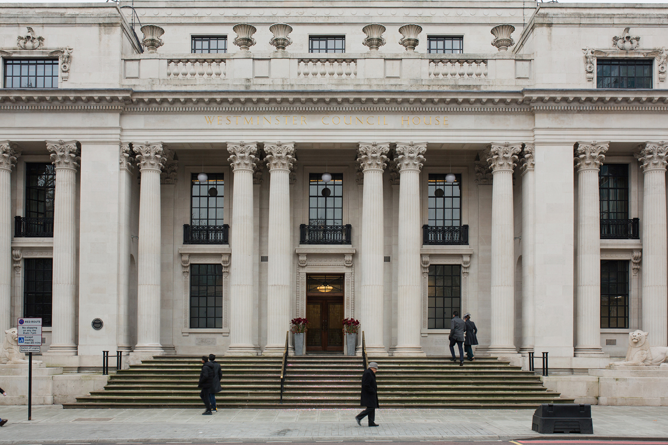 Marylebone town hall westminster registry office