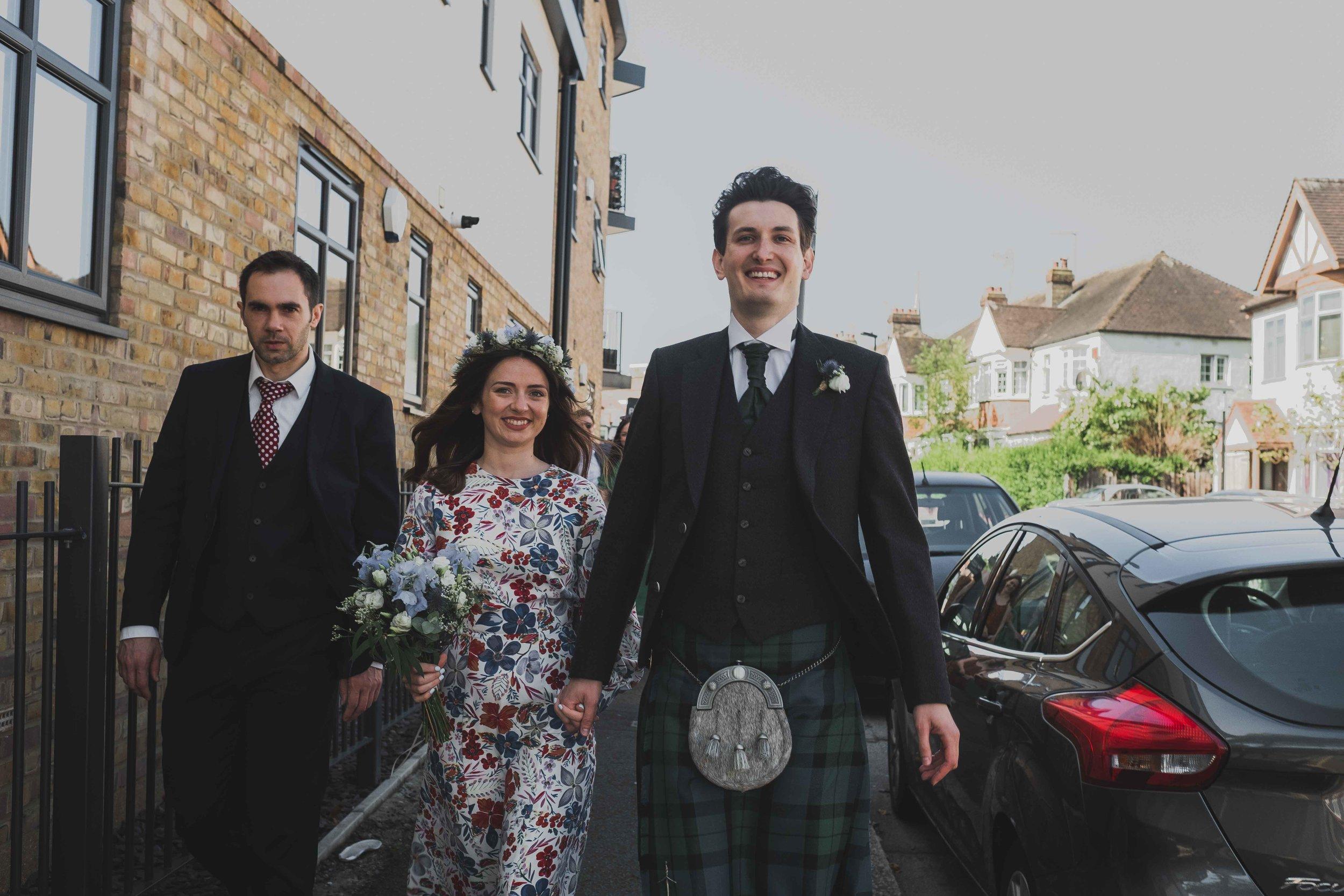 George Meehan House Wedding photographer