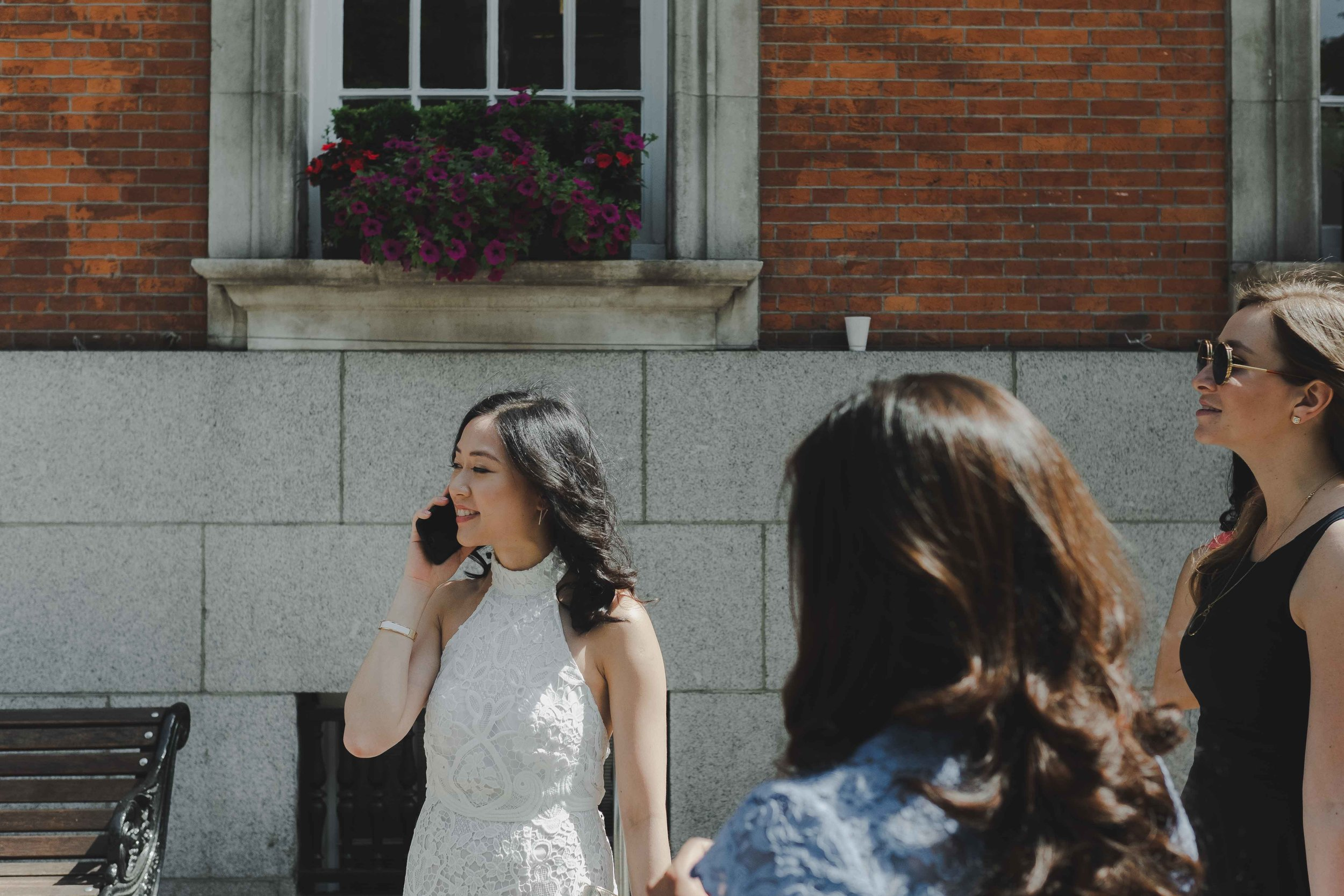 Chelsea Town Hall Wedding photographer