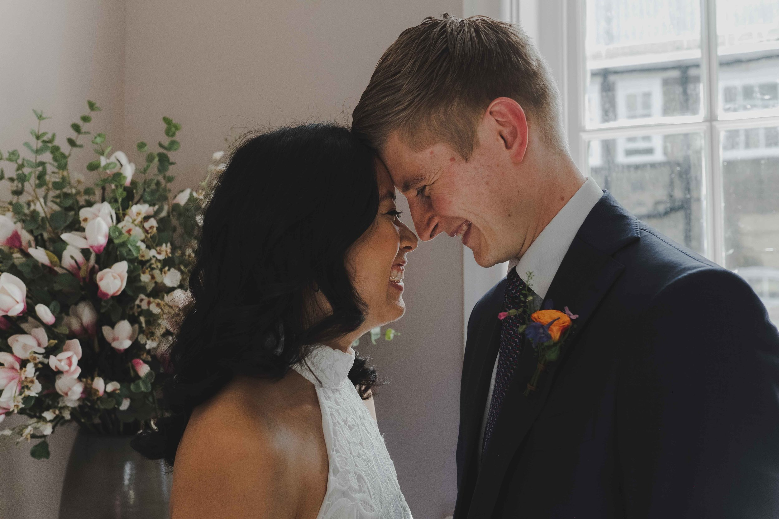 Chelsea old town hall wedding