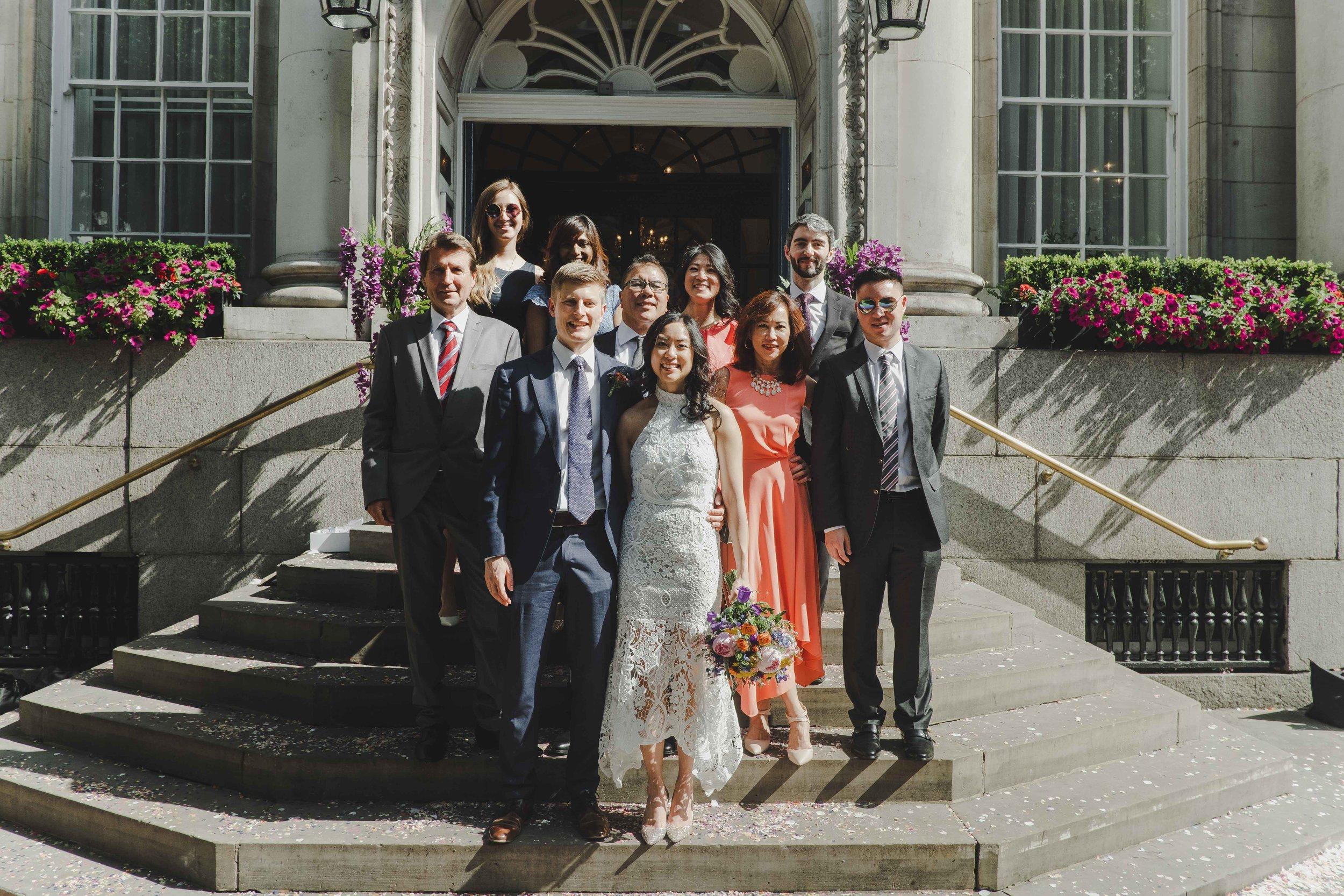 chelsea town hall wedding venue