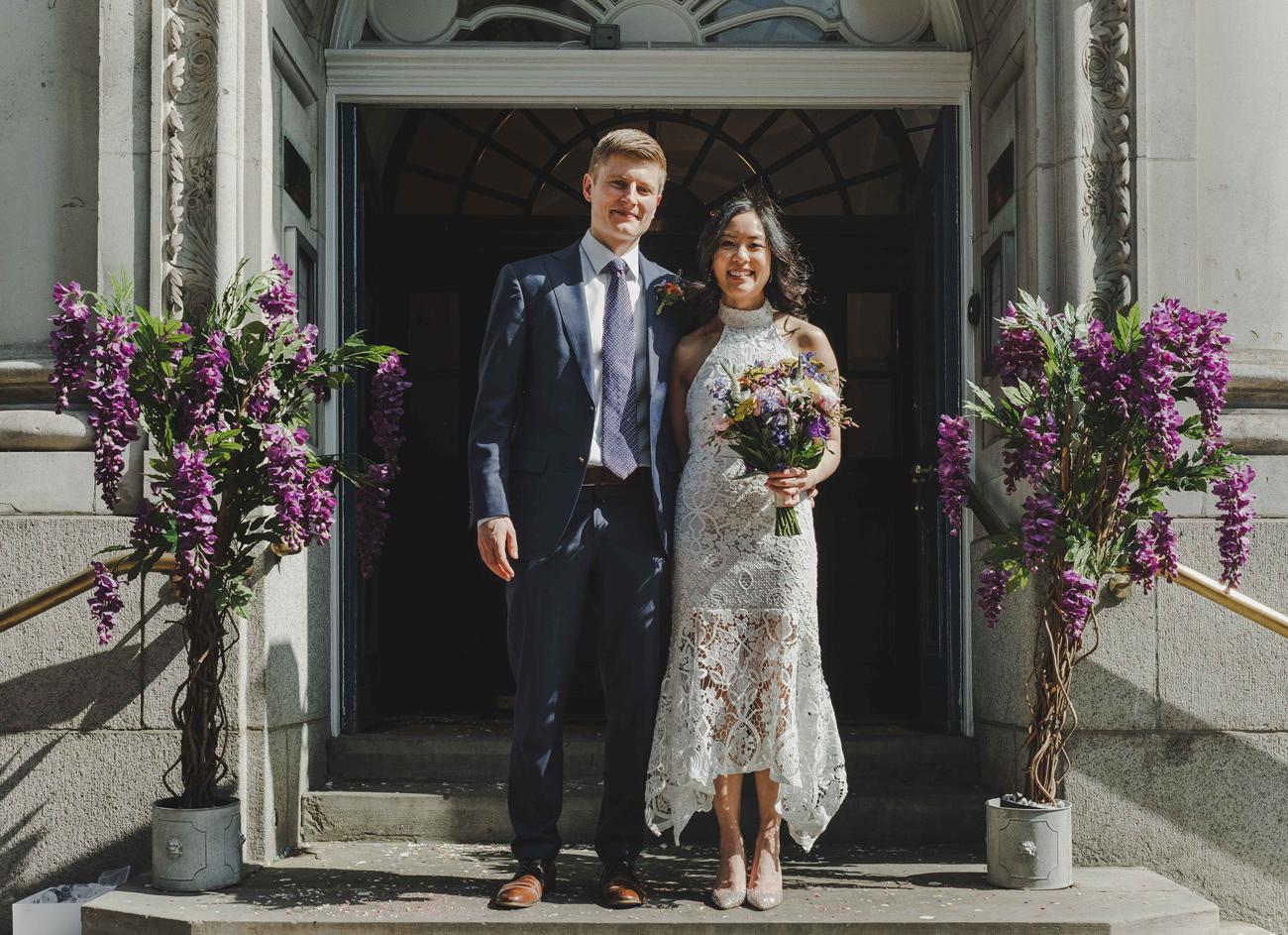 chelsea and kensington wedding photographers
