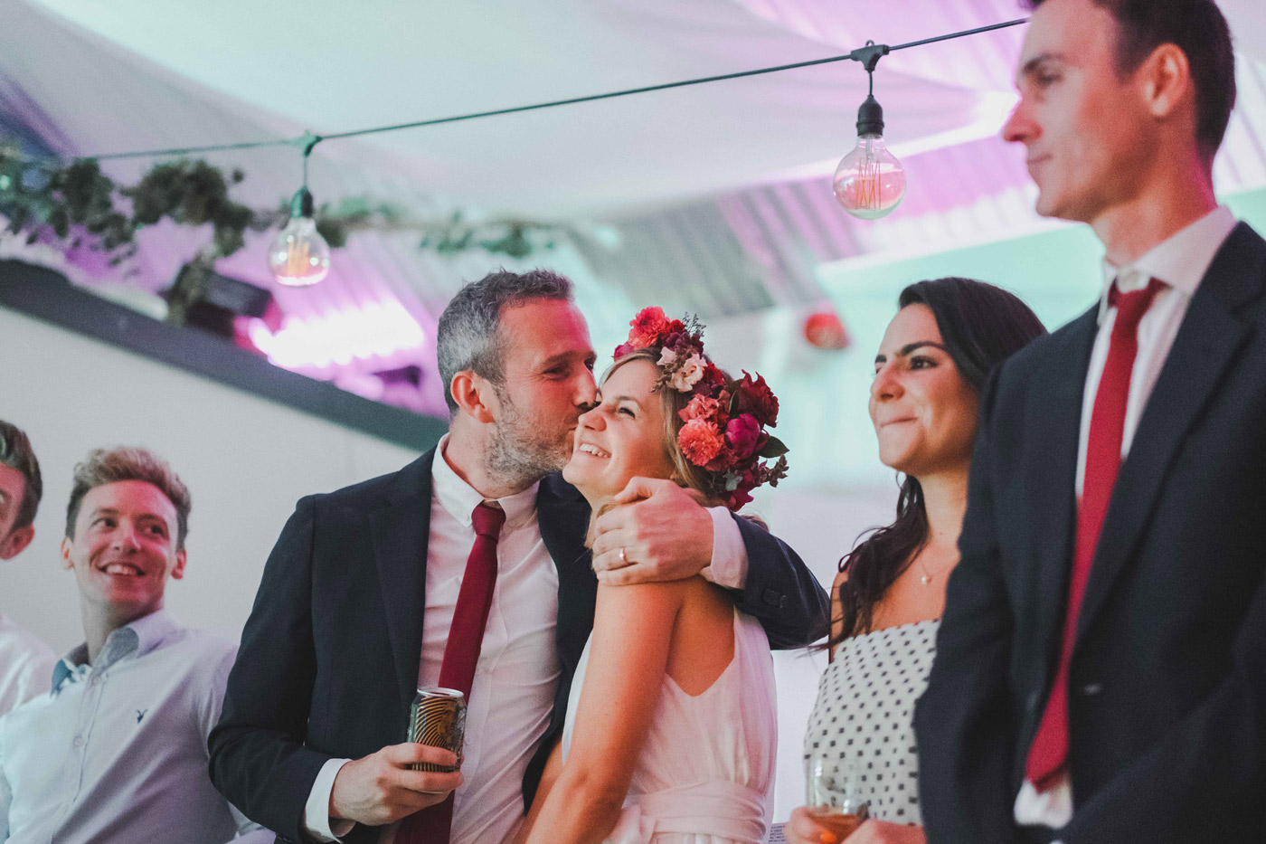 London wedding photography at London fields brewery