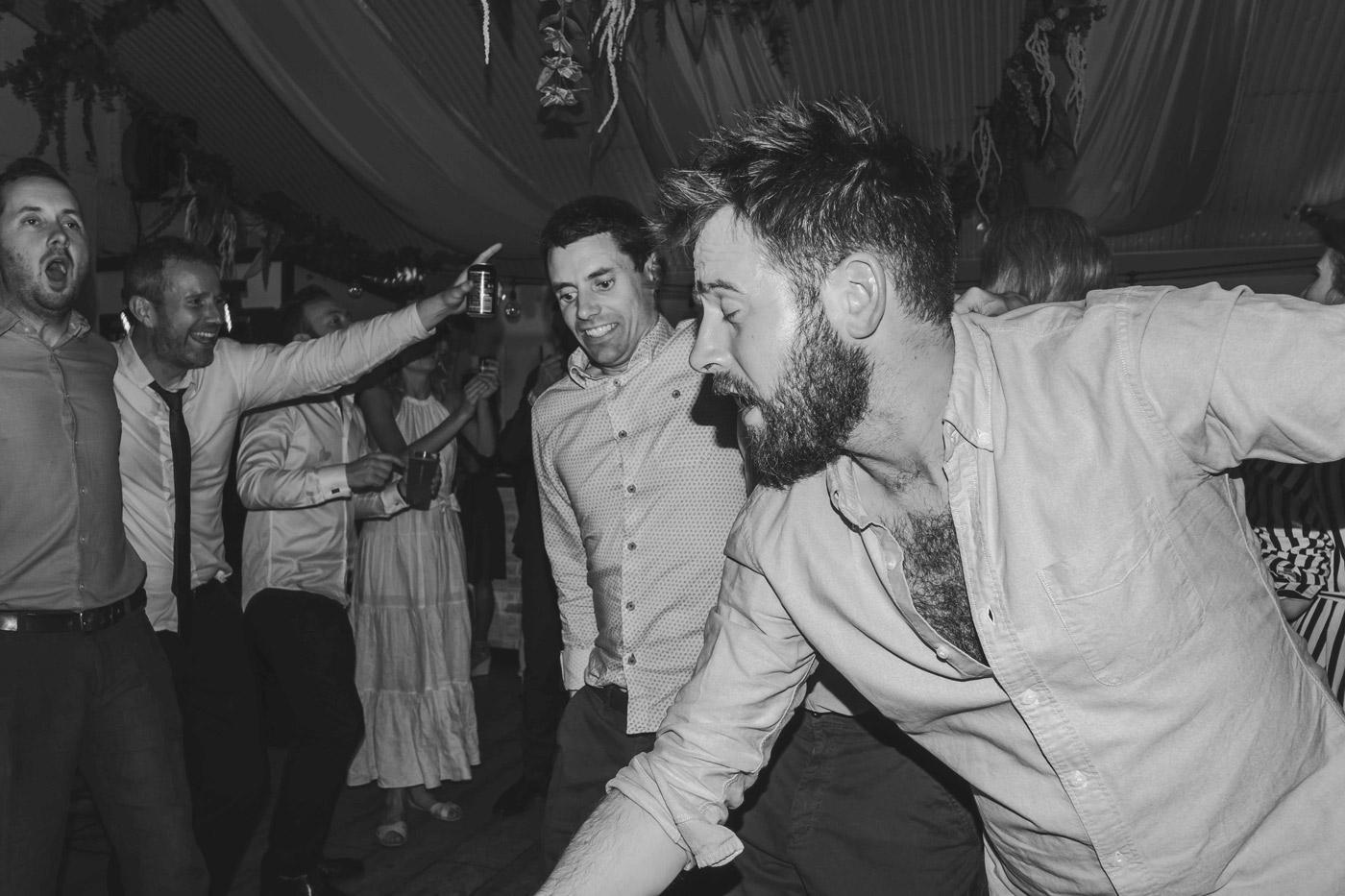 london fields brewery wedding reception photographer