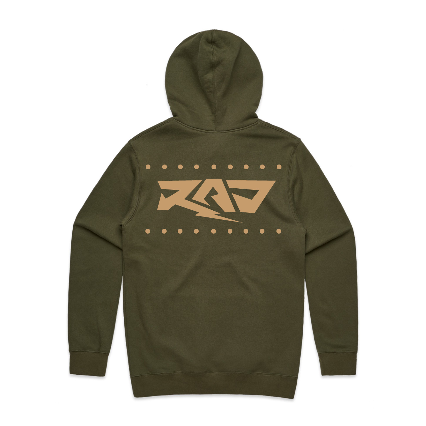 FRESH IS GOOD RIGHT - Always putting it out front & letting the creative vibes flow, the RAD Design Team found some serious groove with the Totally Stud hoodie.