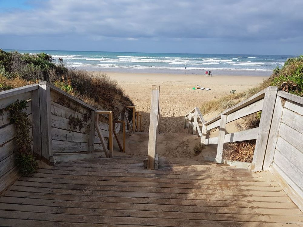 Located just metres from the stunning Goolwa beach - Whether you like swimming, surfing, fishing or just going for a walk it is all there for the taking.