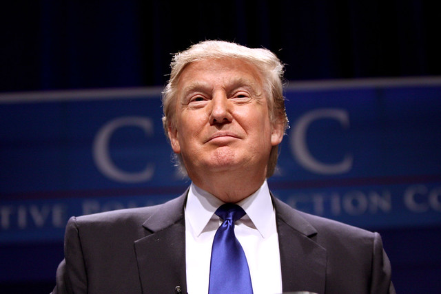 Ringmaster of the Media, Donald Trump