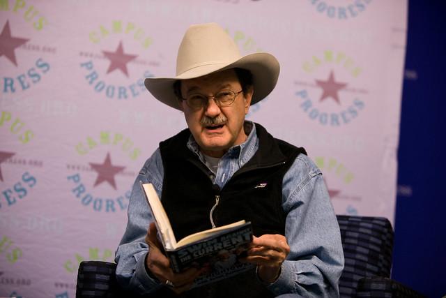 Jim Hightower ( Center for American Progress)