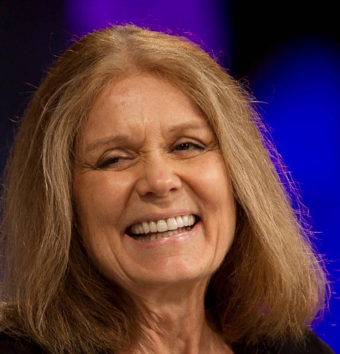 Gloria Steinem ( Fortune Live Media , Flickr)
