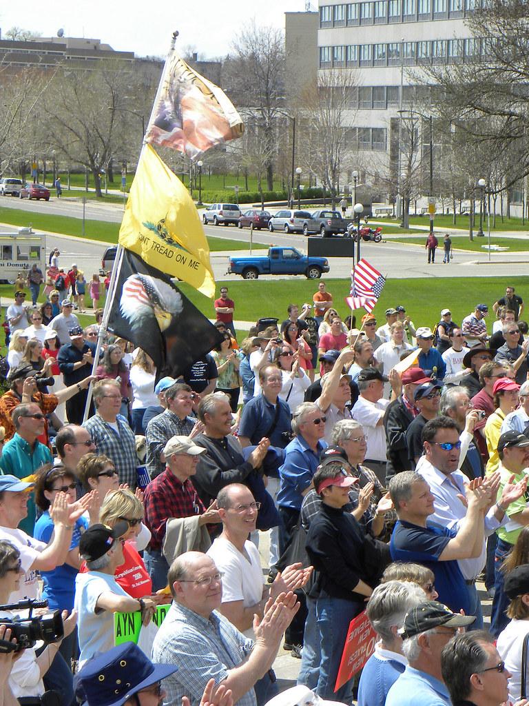Minnesota Tax Cut Rally ( Fibonacci Blue )