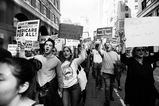 Medicare For All Rally, 2017 ( Molly Adams )