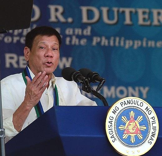 Rodrigo Duterte (  Prachatai )