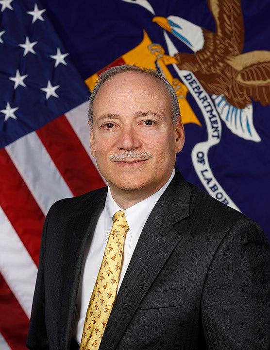 Patrick Pizella ( United States Department of Labor )