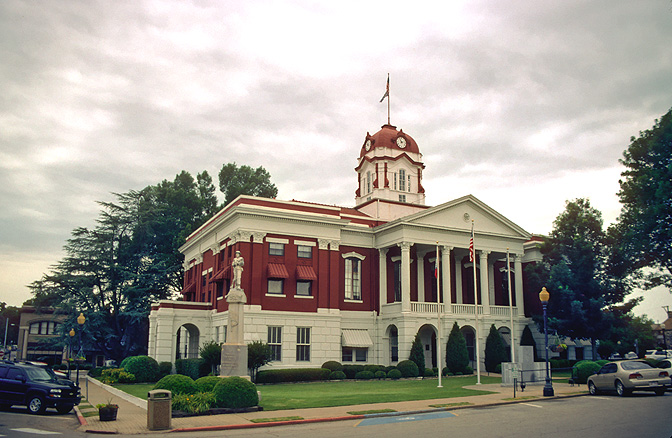 White County Courthouse- Searcy, Arkansas ( Calvin Beale )