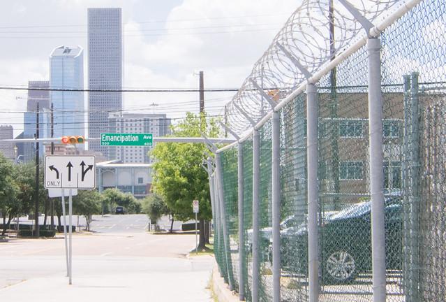 Cruel Irony on Emancipation Avenue? ( Patrick Feller )