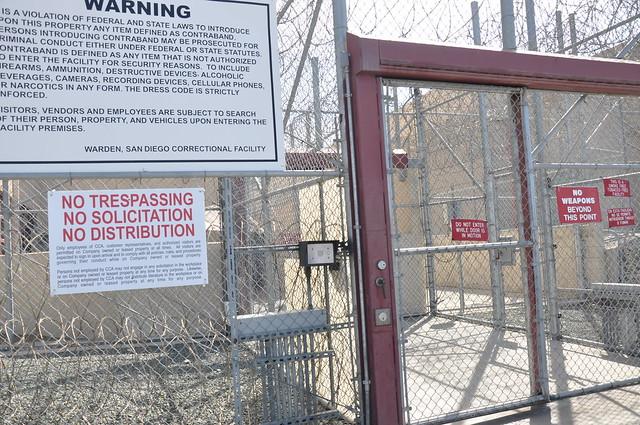 Otay Detention Center ( BBC World Service )