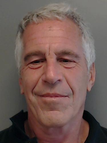 Jeffrery Epstein Mugshot- 2013 ( State of Florida )