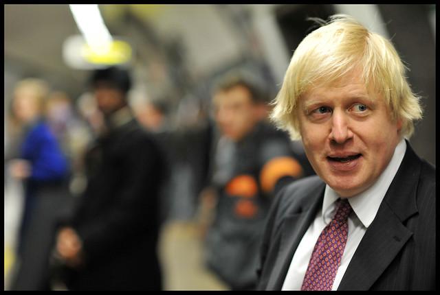 Boris Johnson ( BackBoris 2012 Campaign Team )