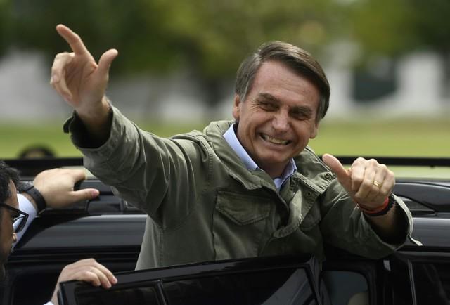 Jair Bolsonaro ( Jeso Carneiro )