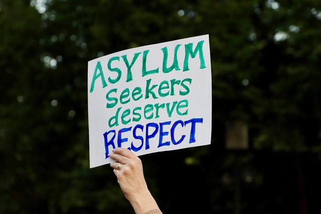Asylum Seekers Deserve Respect ( Joe Flood )