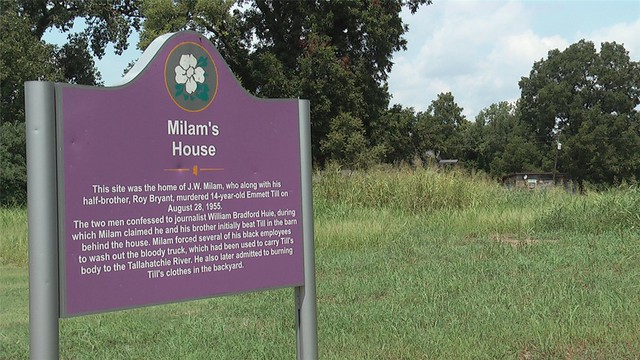 J.M Milam's hose, from Emmett Till trail ( ww_61 )