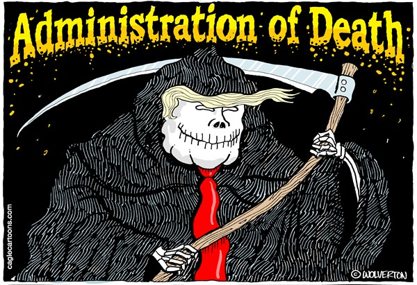 Administration of Death ( Wolverton , Battle Ground, WA)