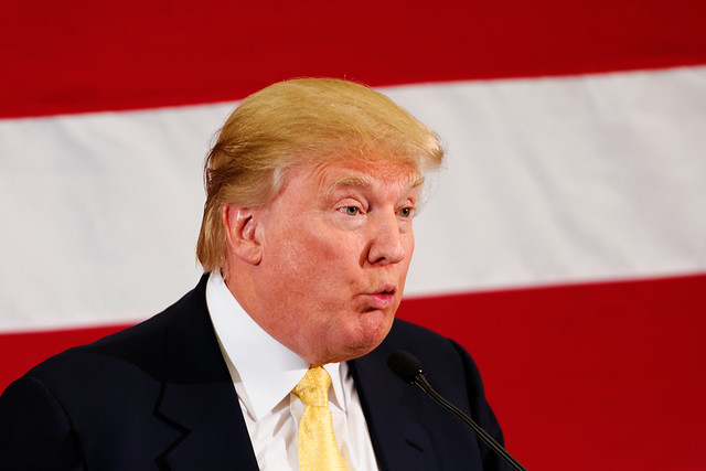 Donald Trump in Nashua, NH (   Michael Vadon   )