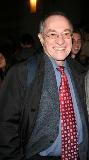 Alan Dershowitz ( Sage Ross )