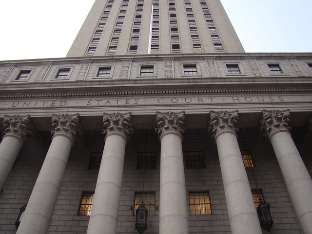 US Court House ( vagueonthehow )