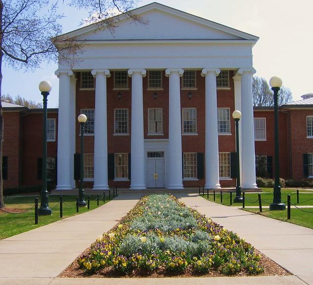 University of Mississippi Campus ( JR P )