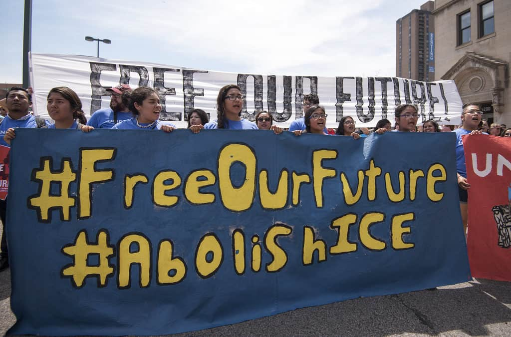 ICE hinders the creation of a humane immigration policy ( OurFuture )