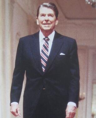 Ronald Reagan ( JBrazito )