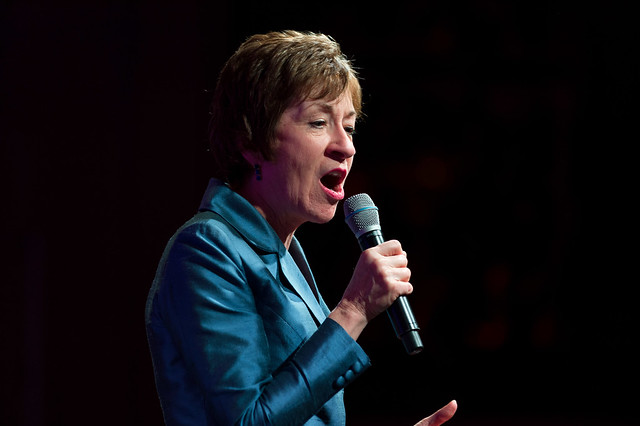 Senator Susan Collins is beholden to special interests outside of her home state of Maine ( Fortune Live Media )