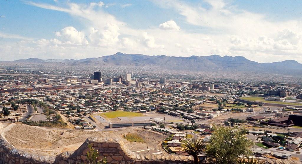 EL Paso, Texas ( Barbara Ann Spengler )