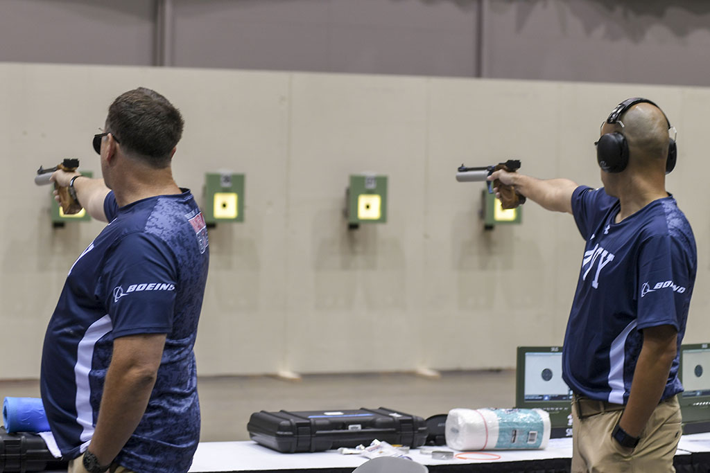 Shooting at the 2017 Warrior Games ( Department of Defense Warrior Games )