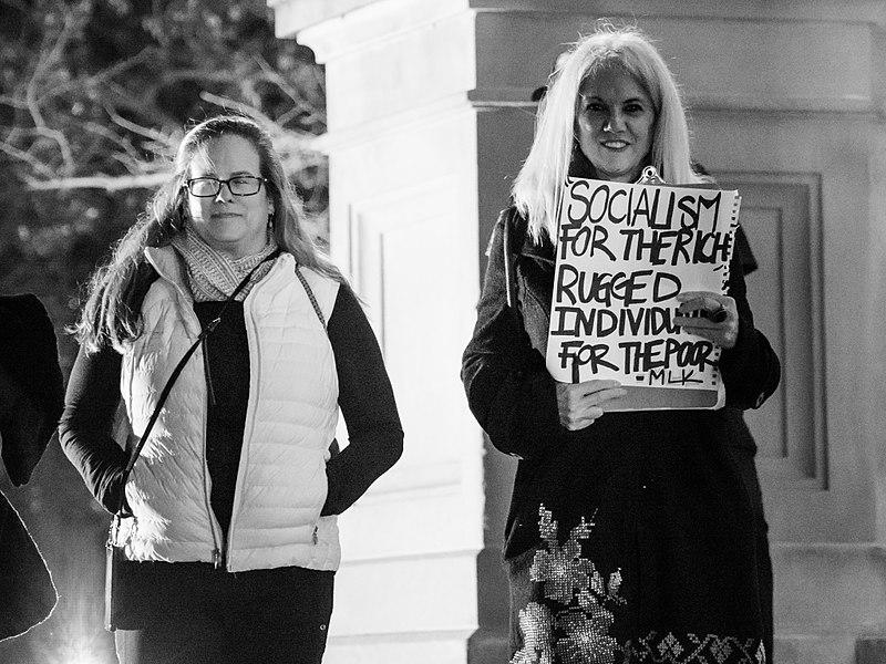 Atlanta Tax Protest ( John Ramspott  Oxford, GA)