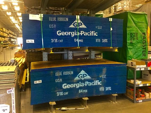 Georgia Pacific ( Mike Mozart )
