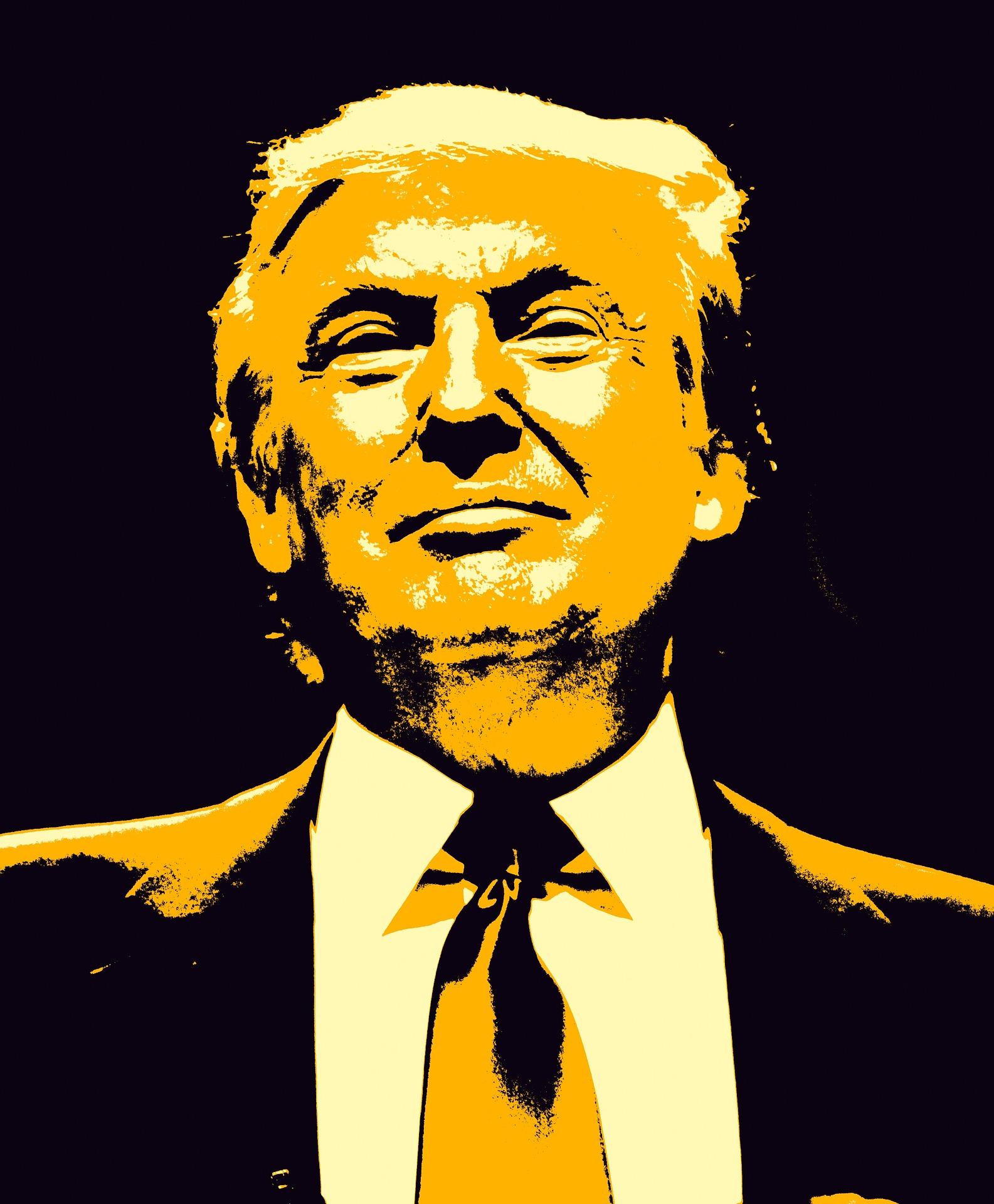 Donald Trump ( Pete Linforth )