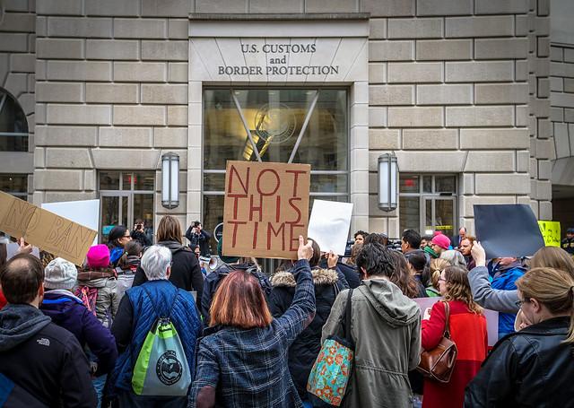 2017.03.07  protest, Washington D.C ( Ted Eytan )