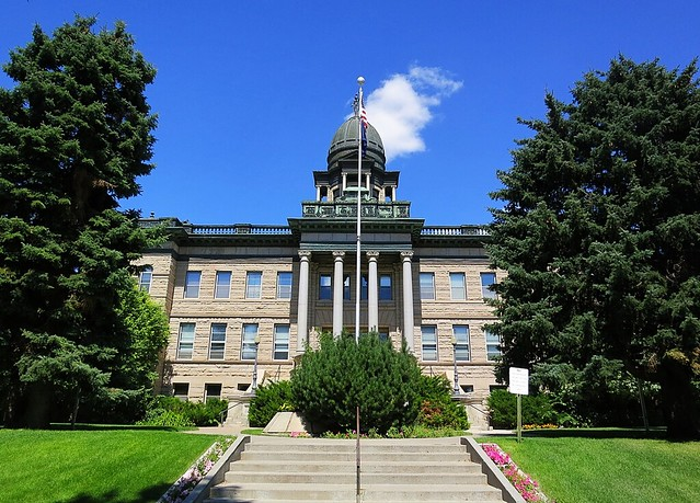 Cascade County Courthouse, Great Falls, Montana ( Lucia )