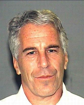 The late Jeffrey Epstein ( Wikipedia )